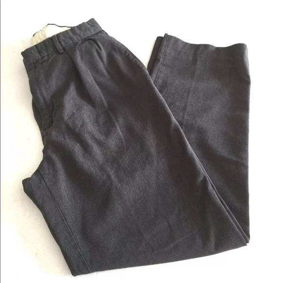 Polo by Ralph Lauren Other - Polo Cotton Wool Blend Pleated Dress Pants  32x32